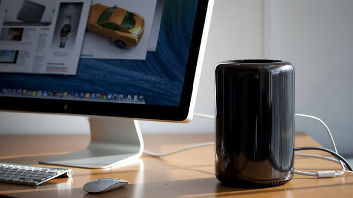 Buy refurbished Apple Mac Pro in our London shop